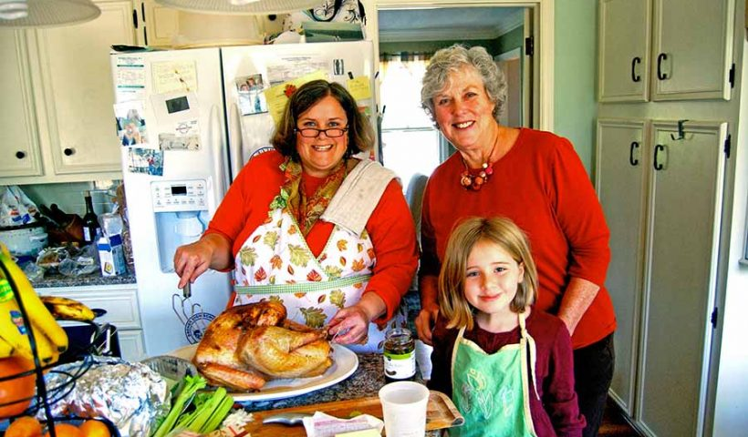 Thanksgiving recette