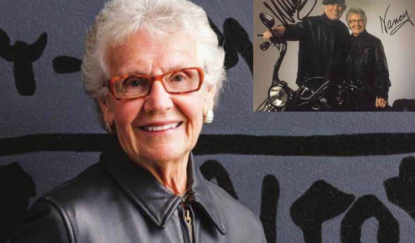 Nancy Davidson, First Lady of motorcycling